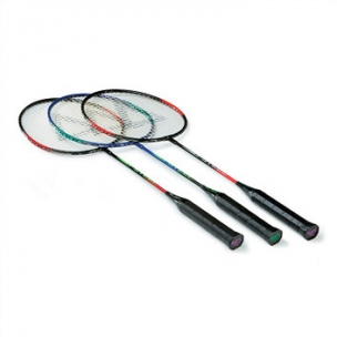 RAQUETA BADMINTON B-STEEL. Pack 12.
